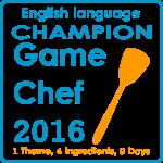 English Language Champion, Game Chef 2016